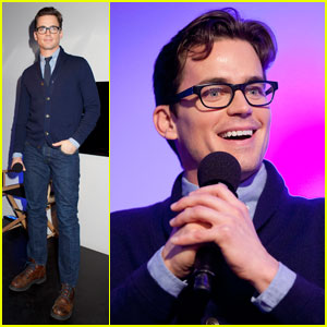 Matt Bomer: Apple Store Talk