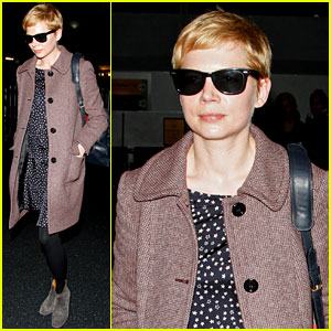 Michelle Williams: I Want To Go Back To Being A Mom