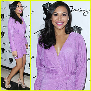 Naya Rivera: 1 Oak Birthday Bash!