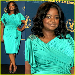 Octavia Spencer: Directors Guild Awards Presenter!