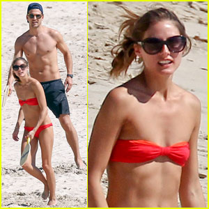 Olivia Palermo: Bikini Babe in St. Barts!
