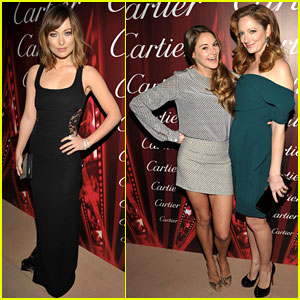 Olivia Wilde & Shailene Woodley: Palm Springs Film Festival