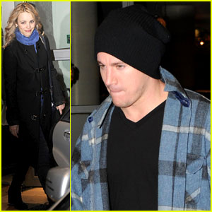 Rachel McAdams & Channing Tatum Promote 'The Vow'