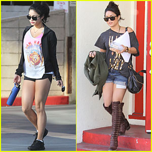 Vanessa Hudgens: Let's Do Lunch