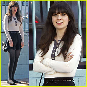 Zooey Deschanel: President Obama Sent Birthday Wishes!