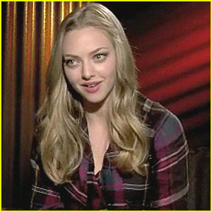 Amanda Seyfried's Karaoke Go-Tos: Adele and Josh Groban!