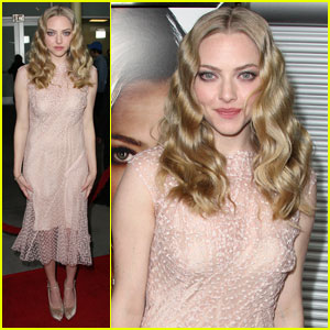 Amanda Seyfried: 'Gone' Premiere With Wes Bentley!