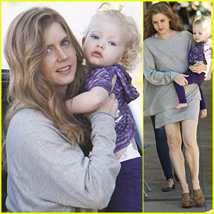 Amy Adams: 'Object of Beauty' Star!