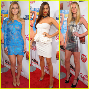 Bar Refaeli & Irina Shayk: 'SI Swimsuit' Party!