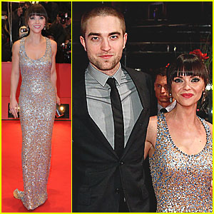 Robert Pattinson & Christina Ricci: 'Bel Ami' Premiere in Berlin