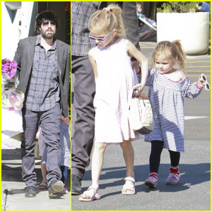 Ben Affleck: Daddy-Daughter Time!