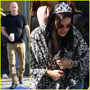 Did Bruce Willis Tell Demi Moore to Get Help?