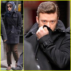Carey Mulligan & Justin Timberlake: 'Llewyn Davis' Duo