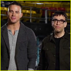 Channing Tatum: 'Saturday Night Live' Promos!
