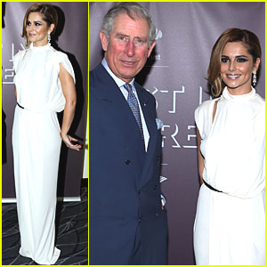 Cheryl Cole 'Adores' Prince Charles
