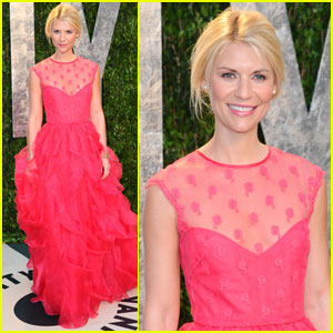Claire Danes - Vanity Fair Oscar Party