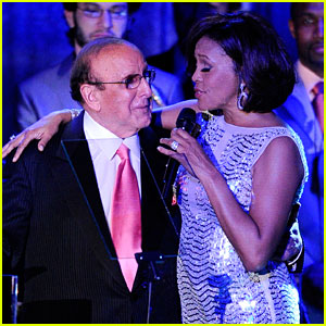 Clive Davis Grammy Party Still On After Whitney Houston's Death