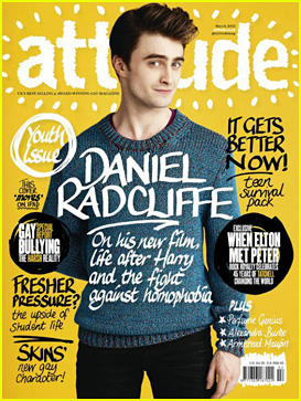Daniel Radcliffe: 'Gay People Should Have Equality Everywhere'