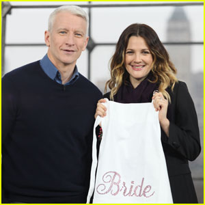 Drew Barrymore: I'm Not Going To Be A Bridezilla!
