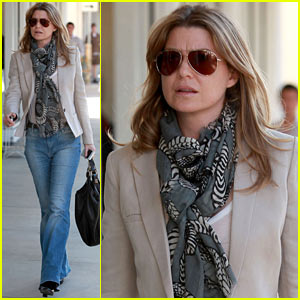 Ellen Pompeo: Wednesday Office Visit