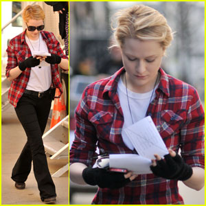Evan Rachel Wood: Erotic Thriller With Catherine Hardwicke?