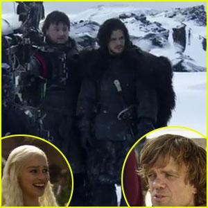 'Game of Thrones': Season 2 Invitation to the Set Video!