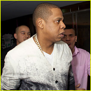 Jay-Z Hosts Super Bowl Victory Party for the Giants!