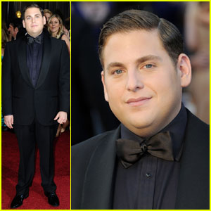 Jonah Hill - Oscars 2012 Red Carpet
