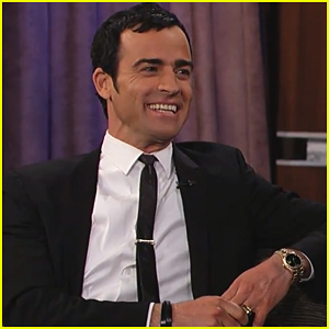 Justin Theroux: 'Jimmy Kimmel Live!' Interview