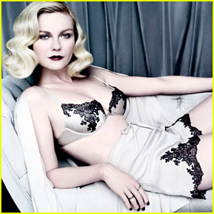 Kirsten Dunst: Lingerie Lady in 'Vanity Fair'!