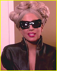 Lady Gaga: 'Men in Black' Cameo?