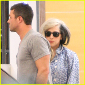 Lady Gaga & Taylor Kinney: Soho House Date!