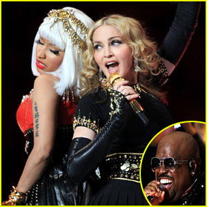 Madonna: Super Bowl Halftime Show - WATCH NOW