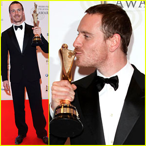 Michael Fassbender: Irish Film & TV Awards Winner!