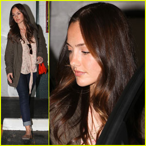 Minka Kelly: Salon Stop