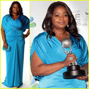 Octavia Spencer: NAACP Image Awards 2012