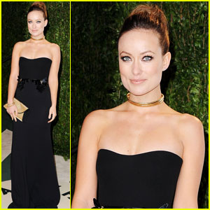 Olivia Wilde - Vanity Fair Oscar Party