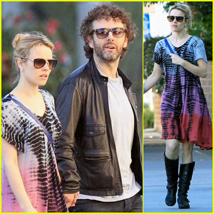 Rachel McAdams: Lunch with Michael Sheen