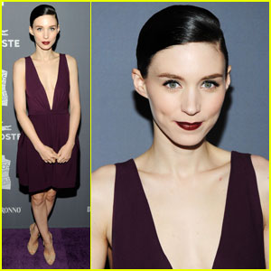 Rooney Mara: Costume Designers Guild Awards 2012