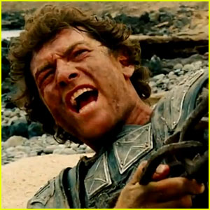 Sam Worthington: 'Wrath of the Titans' New Trailer!