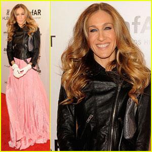 Sarah Jessica Parker: amfAR New York Gala 2012