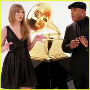 Taylor Swift: Beatboxing with LL Cool J!