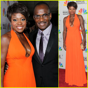 Viola Davis: NAACP Image Awards 2012