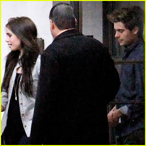 Zac Efron & Lily Collins: Valentine's Day Duo