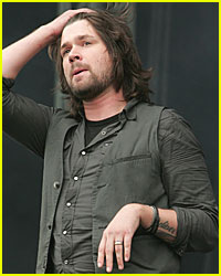 Taking Back Sunday's Adam Lazzara: Leg Crushed by Falling Tree