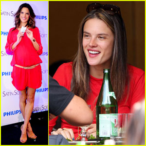Alessandra Ambrosio Shares Her Top 5 Spring Songs