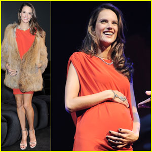 Alessandra Ambrosio Designs Melissa Shoe Collection