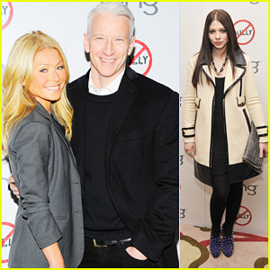 Anderson Cooper &#038; Kelly Ripa: 'Bully' Screening!