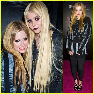 Avril Lavigne: Abbey Dawn Accessories Launch Party!