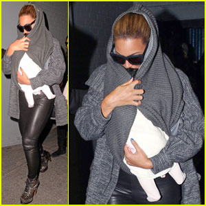 Beyonce: Doctor's Appointment With Baby Blue!